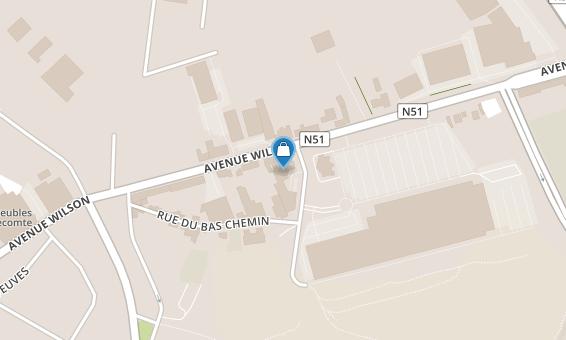 Maisons Du Monde Jemappes Mons Heures D Ouverture Et Horaire Avenue Wilson 510