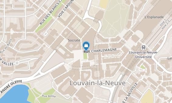 Armand Thiery L esplanade Louvain-la-Neuve (Ottignies-Louvain-la ... 620088c6524