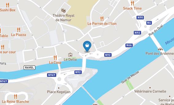 Bpost bureau de poste namur heures d 39 ouverture et horaire avenue fernand golenvaux 43 - Heure ouverture bureau poste ...