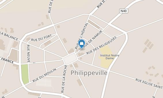 L 39 anmayrival philippeville heures d 39 ouverture et horaire for Cash piscine heure d ouverture